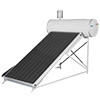 low pressure solar water heaters